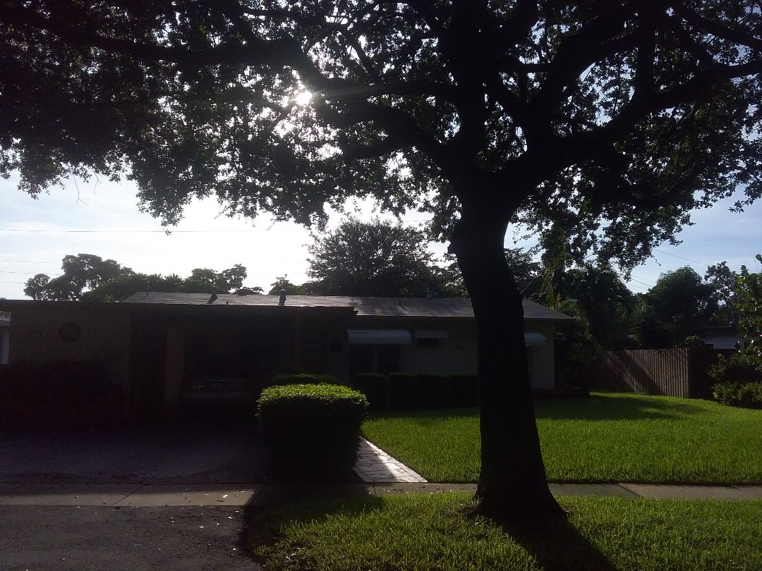 North Miami, FL - Roof repair in Hollywood by Duane & Regis from Earl W. Johnston Roofing