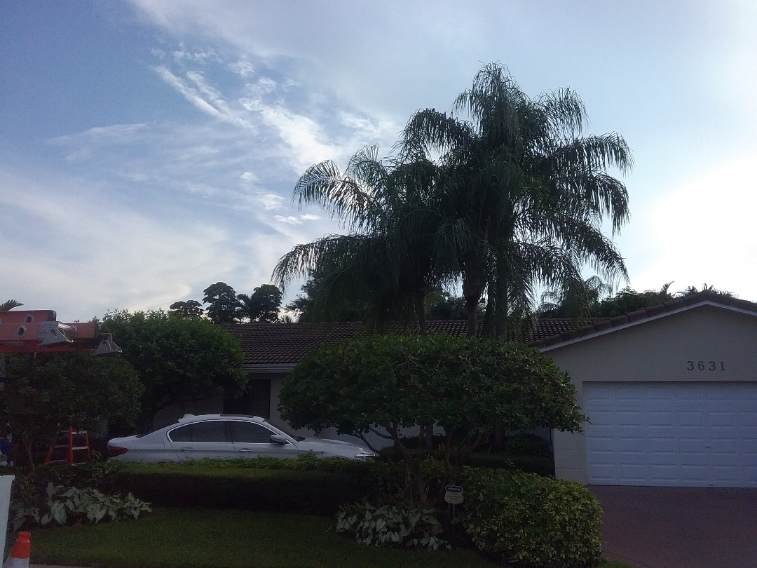Plantation, FL - Roof repair in Hollywood by Duane, Oliver, Glen & Regis from Earl W. Johnston Roofing