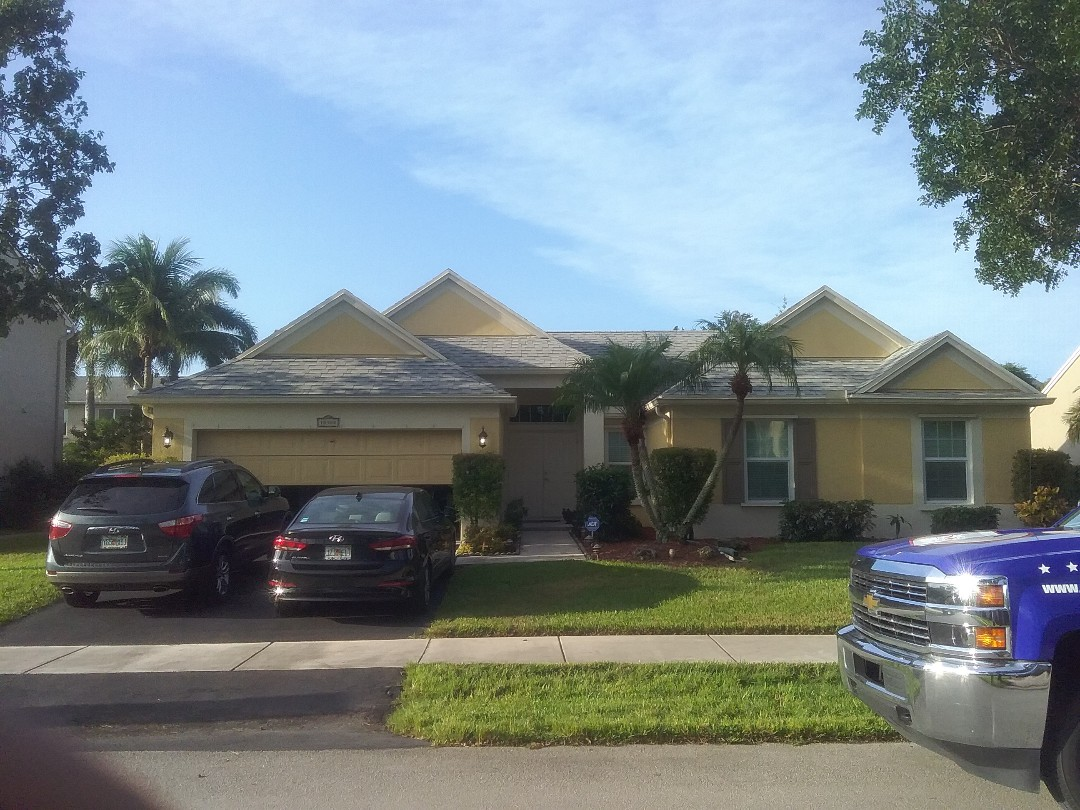Cooper City, FL - Roof repair in Cooper City by Duane & Oliver from Earl W. Johnston Roofing
