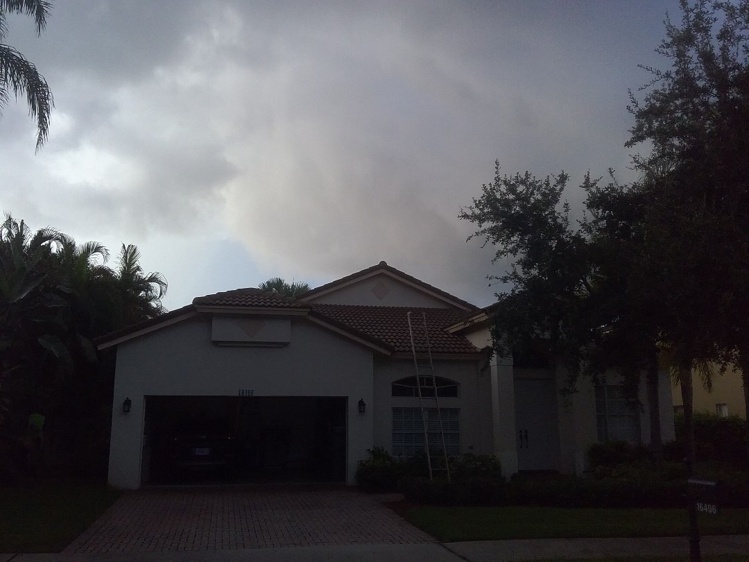 Weston, FL - Roof repair in Weston by Duane and Oliver from Earl W. Johnston Roofing