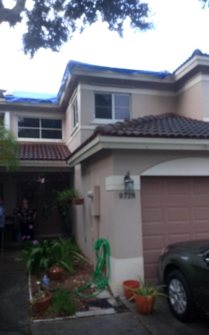 Pembroke Pines, FL - Repair roof in pembroke Pines by. Alexis & israel