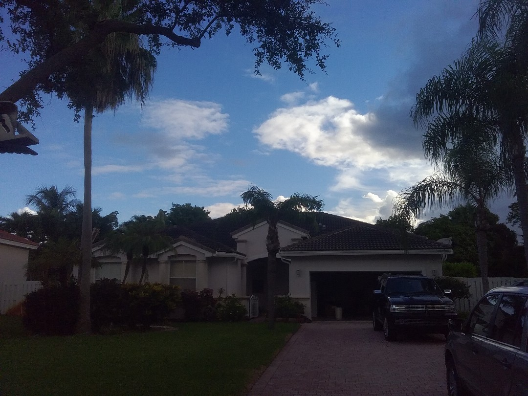 Fort Lauderdale, FL - Roof repair in Hollywood by Duane and Oliver from Earl W. Johnston Roofing