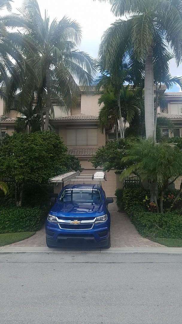 Fort Lauderdale, FL - Tile roof leak repair estimate by Aj from Earl Johnston Roofing Company
