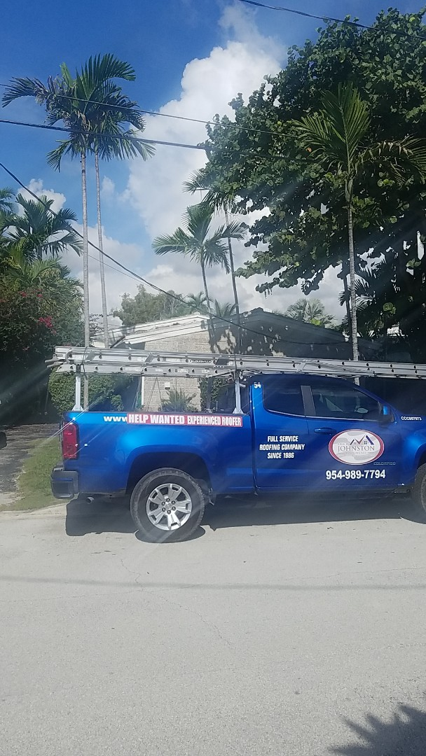 Surfside, FL - Tile roof leak repair estimate by Aj from Earl Johnston Roofing Company