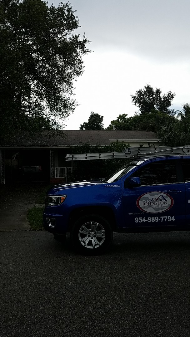 North Miami Beach, FL - GAF timberline HD shingles golden pledge warranty estimate by Aj from Earl Johnston Roofing Company