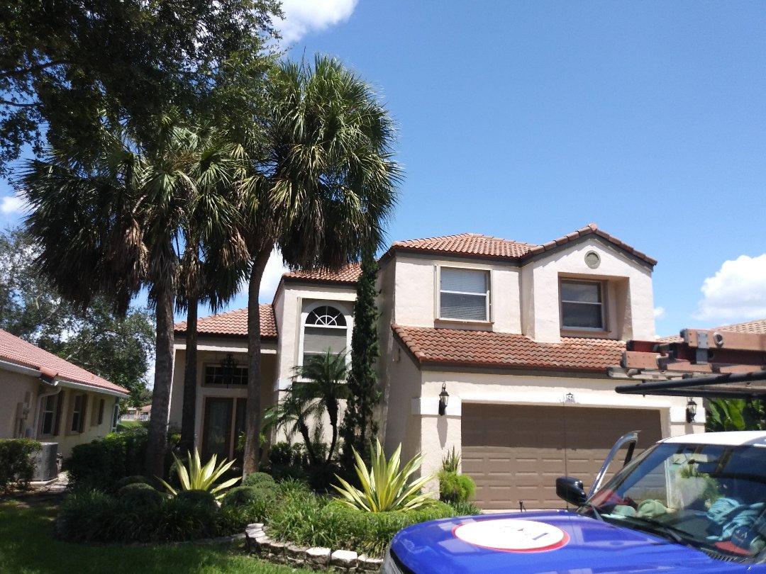 Plantation, FL - Rc and spot clean