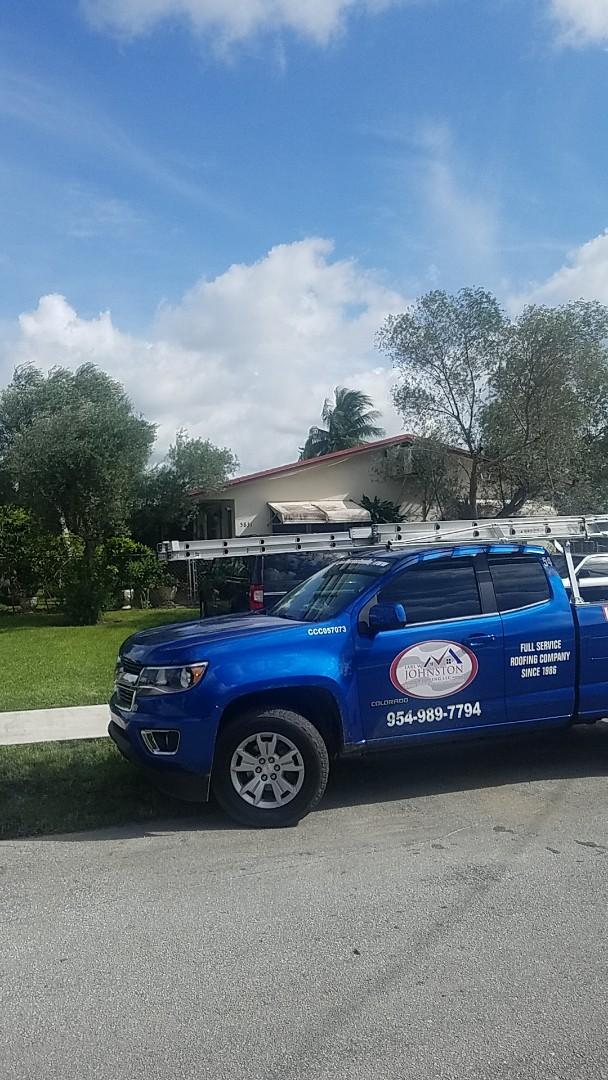 Hollywood, FL - GAF timberline HD shingles golden pledge warranty estimate by Aj from Earl Johnston Roofing Company