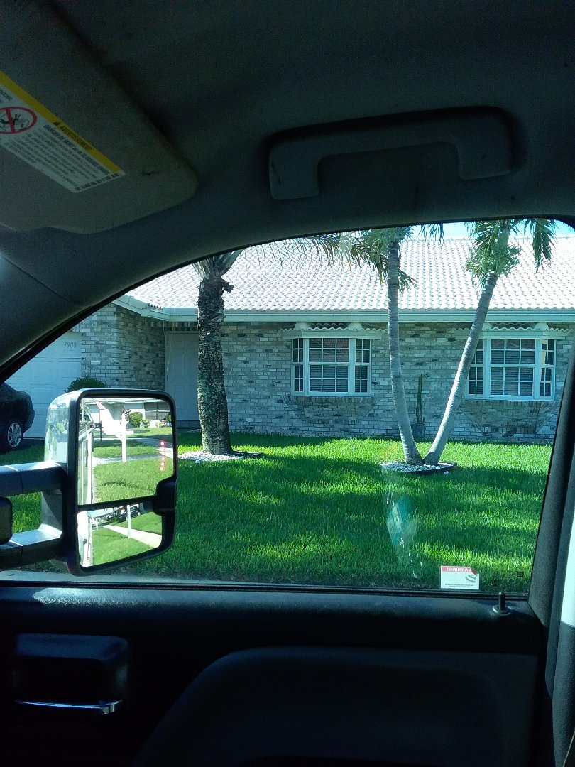 Margate, FL - Tile roof repair in the city of Margate Florida this repairs being done by Earl W Johnston roofing company Tony is your repair tech