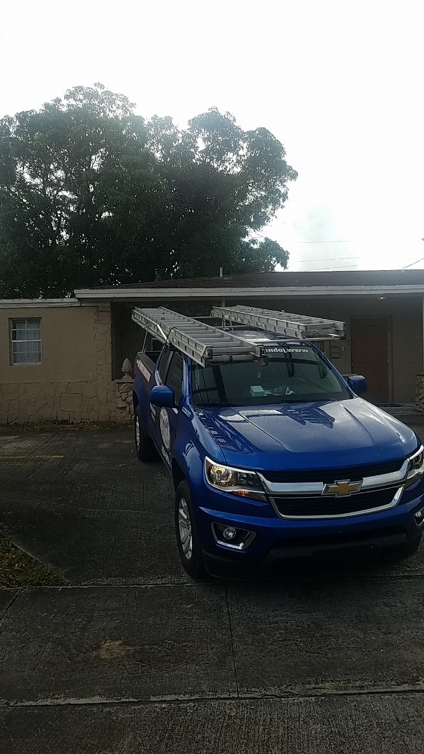 Miami Gardens, FL - Shingle and flat roof replacement estimate by Earl Johnston Roofing Company