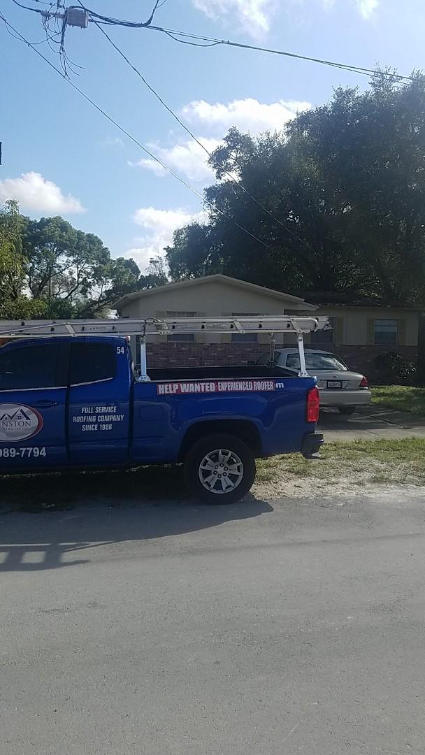 Hallandale Beach, FL - Gaf timberline HD shingles golden pledge warranty estimate by Aj from Earl Johnston Roofing Company