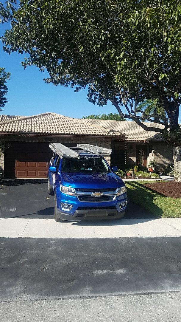 Margate, FL - Tile roof leak repair estimate by Aj from Earl Johnston Roofing Company