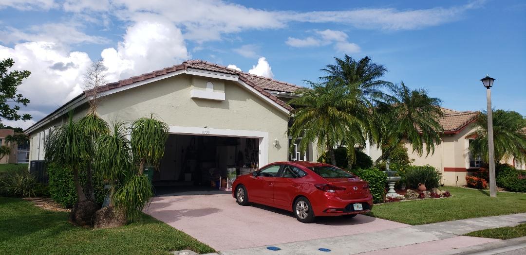 Tamarac, FL - Tile re-roof estimate in Tamarac, FL by Mike Wilde of Earl Johnston Roofing