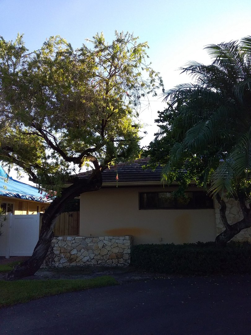 Miami Shores, FL - Roof repair in Miami by Duane and Oliver from Earl W Johnston Roofing