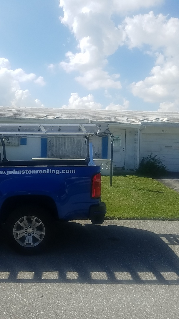 Pompano Beach, FL - Tile roof replacement estimate by Aj from Earl Johnston Roofing Company