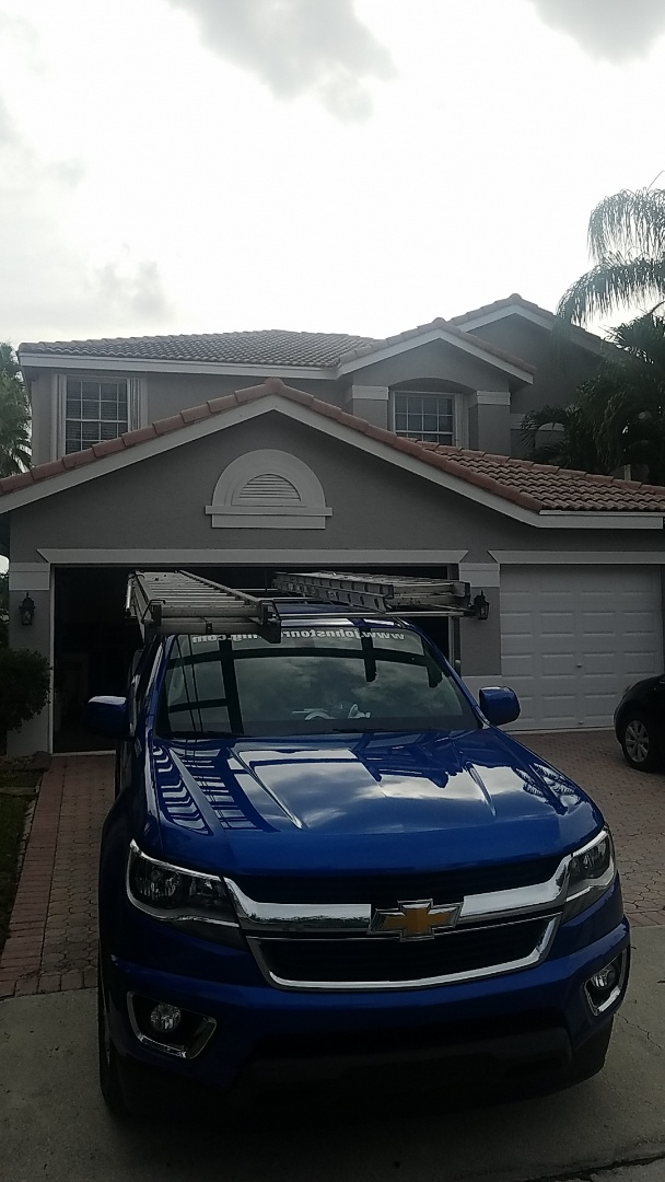 Tamarac, FL - Tile roof leak repair estimate by Aj from Earl Johnston Roofing Company