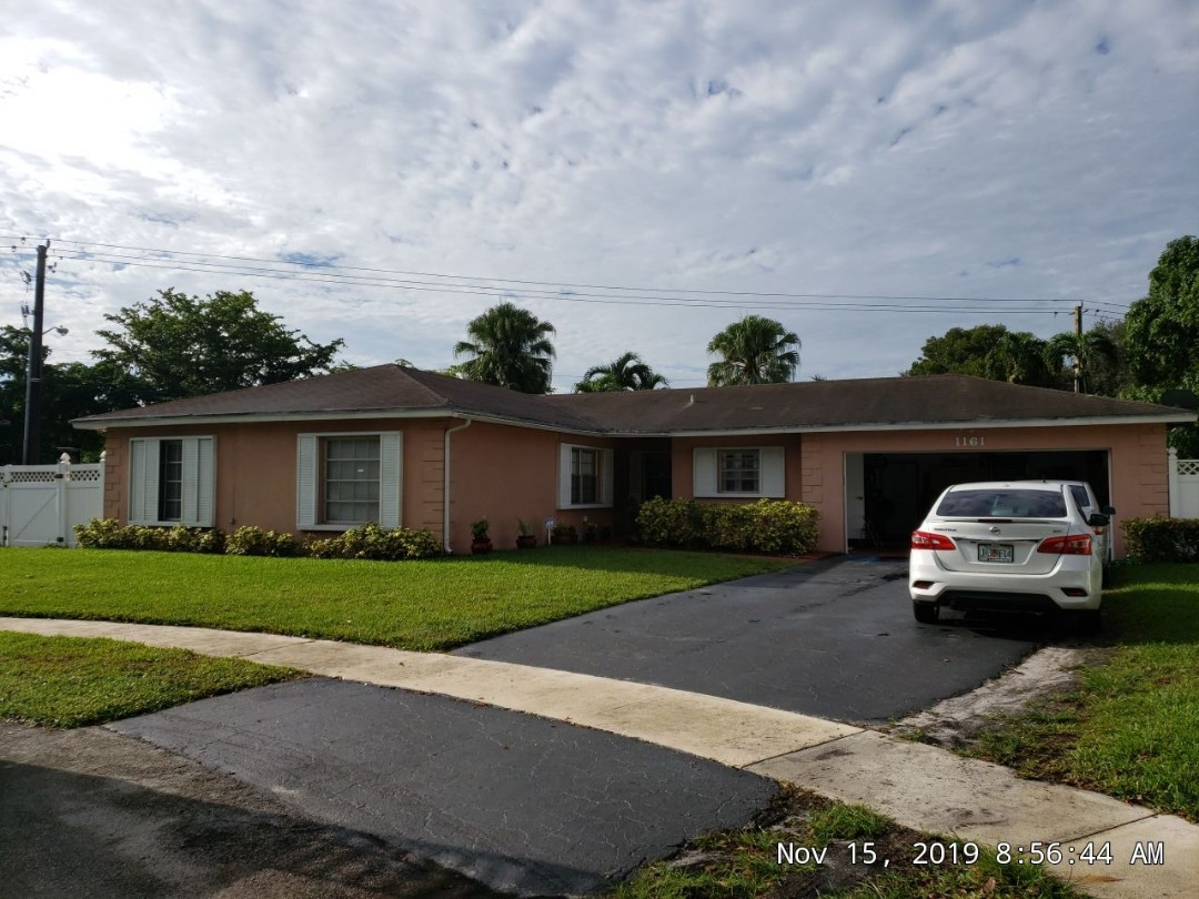 Plantation, FL - Gaf Timberline hd shingle re-roof estimate in Plantation, FL by Mike Wilde of Earl Johnston Roofing