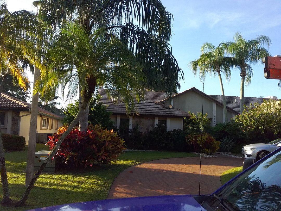 Plantation, FL - Roof repair, Plantation