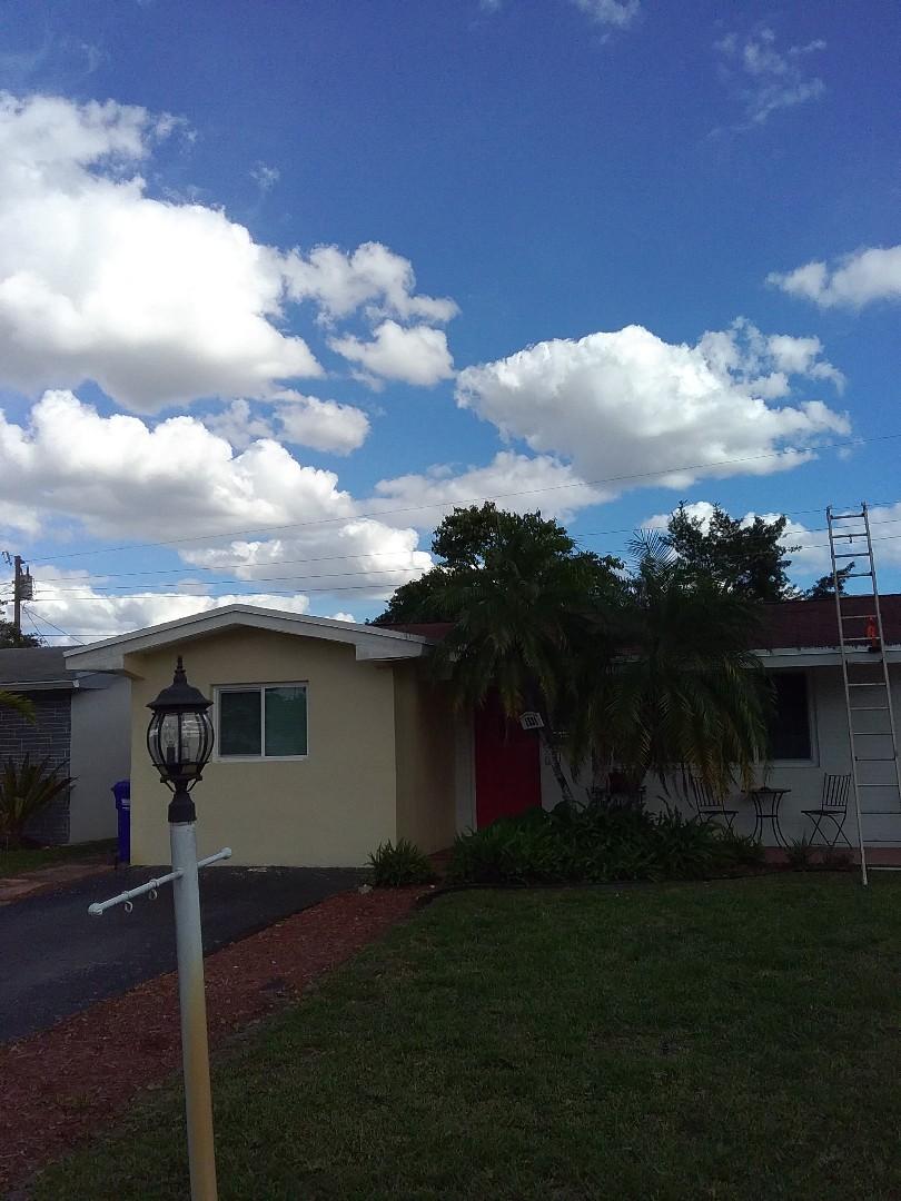 Pembroke Pines, FL - Roof repair in Pembroke Pines