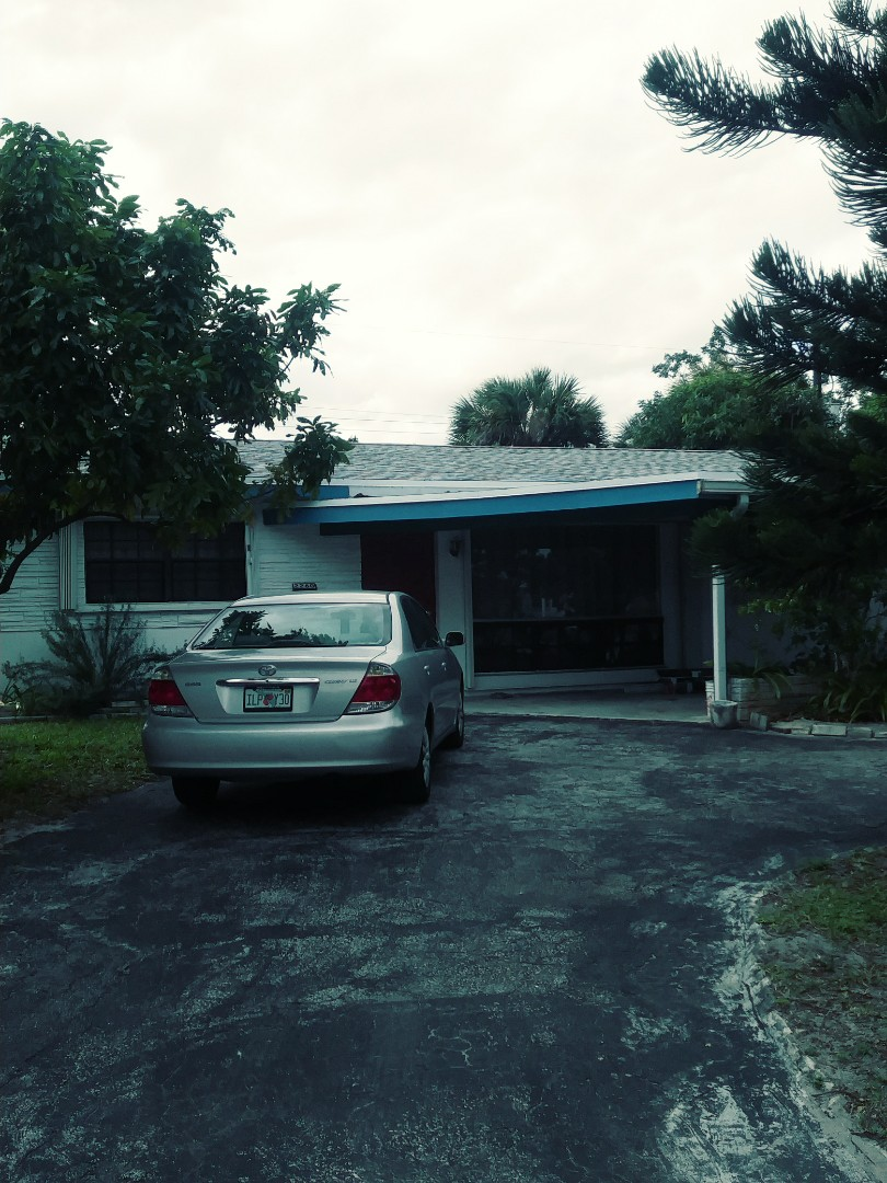 Hollywood, FL - Finished Gaf timberline shingle and flat roof by earl w Johnston roofing llc