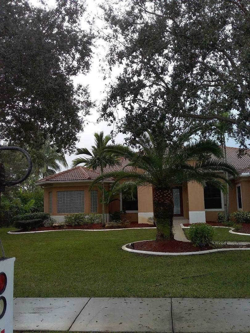Davie, FL - Roof repair in Davie