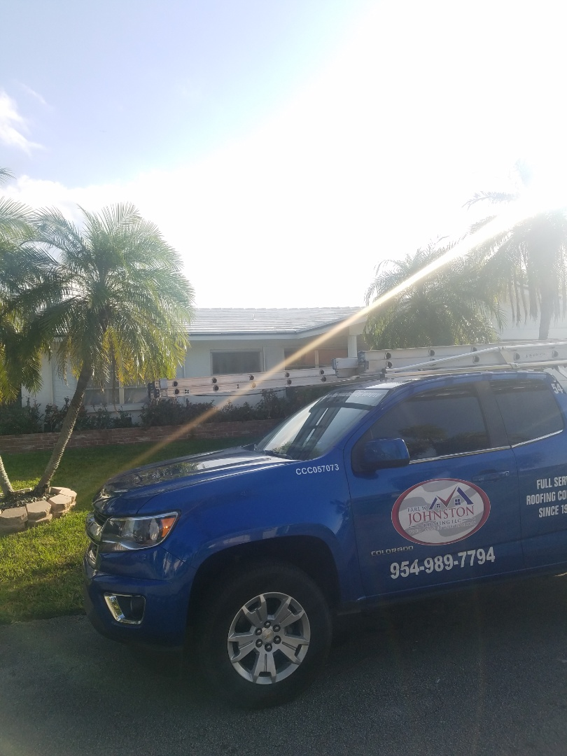 Hialeah, FL - Tile roof replacement estimate by Aj from Earl Johnston Roofing Company