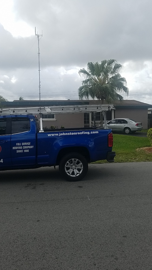 Miramar, FL - Shingle roof replacement estimate by Aj from Earl Johnston Roofing Company