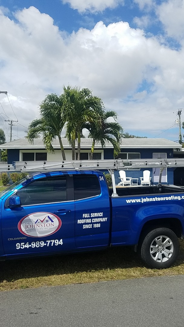 Fort Lauderdale, FL - Shingle roof replacement estimate by Aj from Earl Johnston Roofing Company
