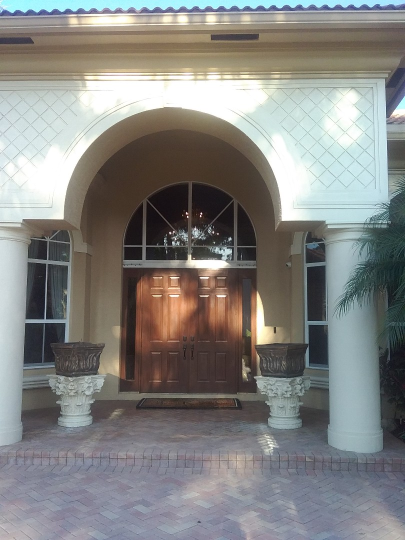 Parkland, FL - Repair tile roof by Oliver and Alexis  from Earl Johnston Roofing