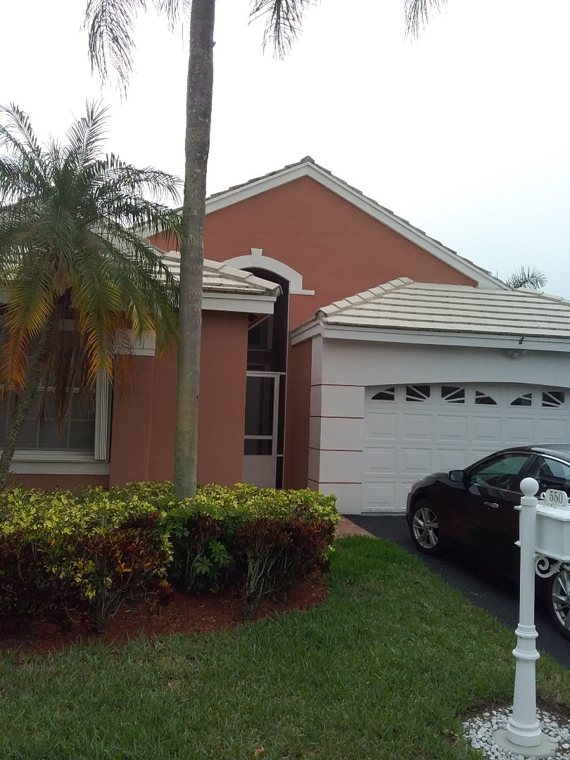 Weston, FL - Repair tile roof by Oliver and Alexis from Earl W Johnston Roofing