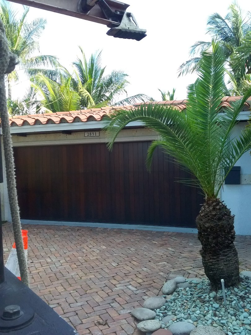 Fort Lauderdale, FL - Repair tile roof by Oliver and Alexis from Earl W Johnston Roofing
