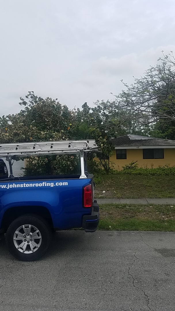 Boca Raton, FL - Tile roof replacement estimate by Aj from Earl Johnston Roofing Company