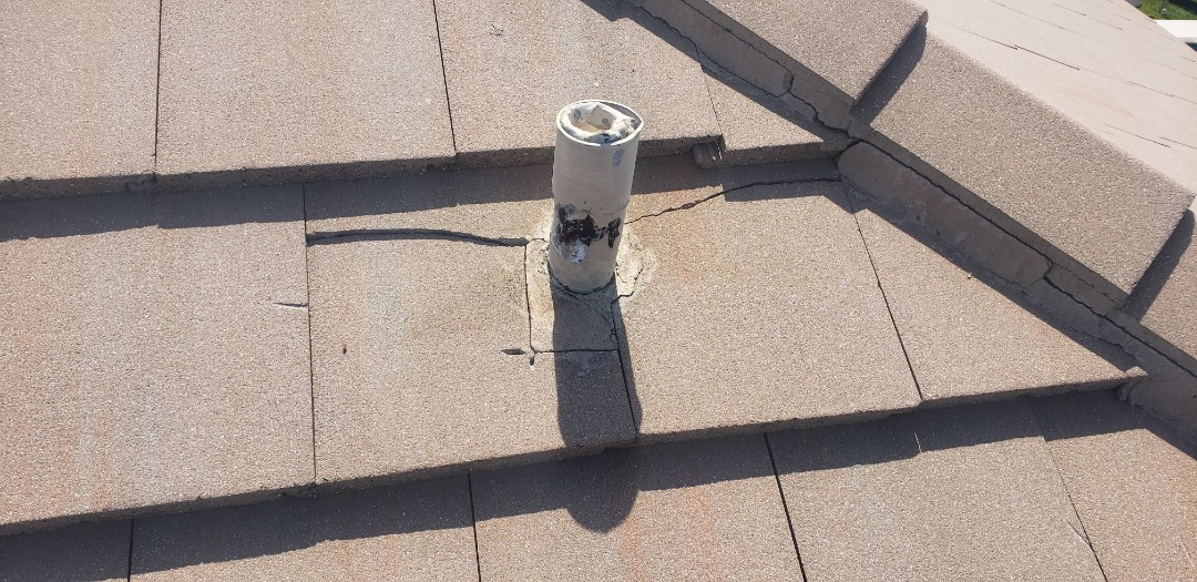 Weston, FL - Roof repair estimate in Weston,FL by Mike Wilde of Earl Johnston Roofing