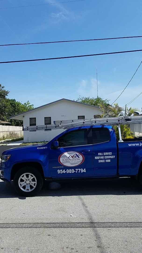 West Park, FL - Gaf timberline HDZ shingles roof replacement estimate by Aj from Earl Johnston Roofing Company