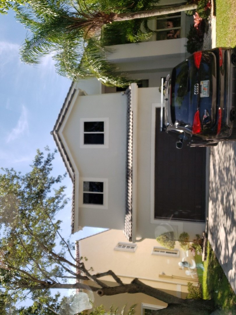 Weston, FL - Eagle Capistrano Tile re-roof is signed in Weston,FL with Earl Johnston Roofing by Mike Wilde