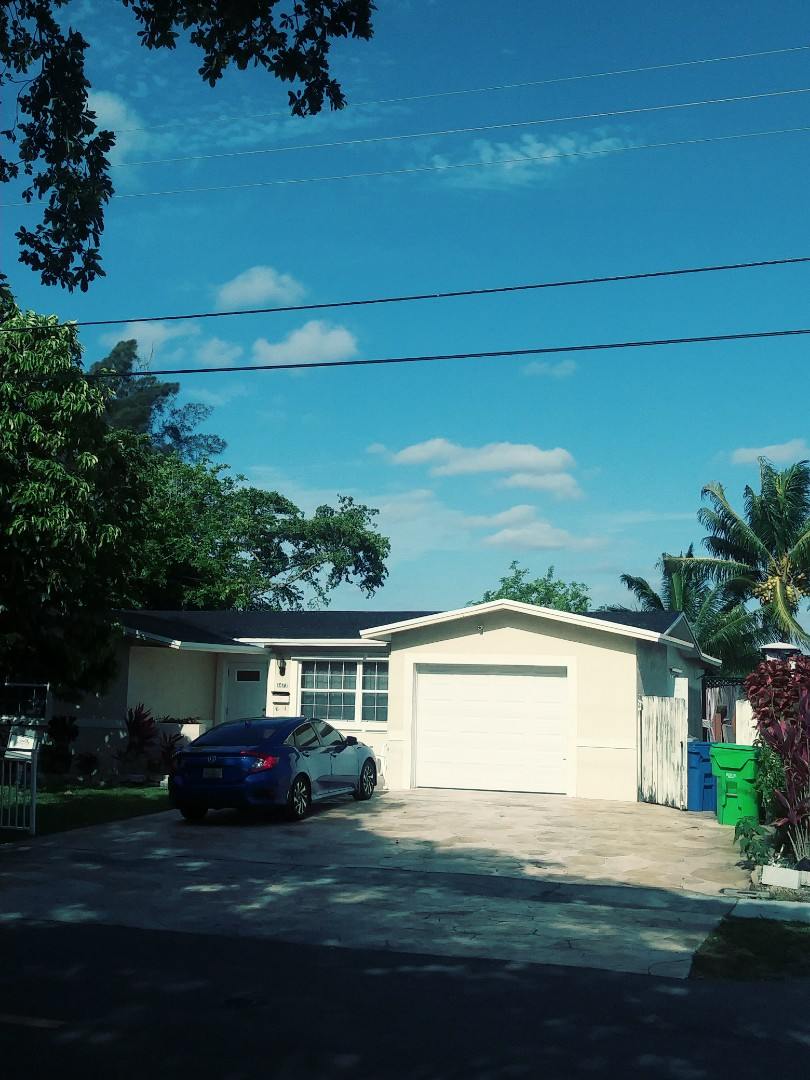 Sunrise, FL - Anchor sheet tin cap passed the inspection ready for the gaf shingles to be delivered