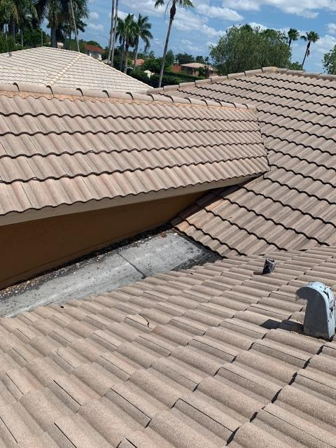 Miramar, FL - GOOD MORNING MR MORLEY, THIS IS OLIVER AND ALEXIS. PLEASE REVIEW OUR ROOF REPAIR, TILE ROOF REPAIR SERVICE