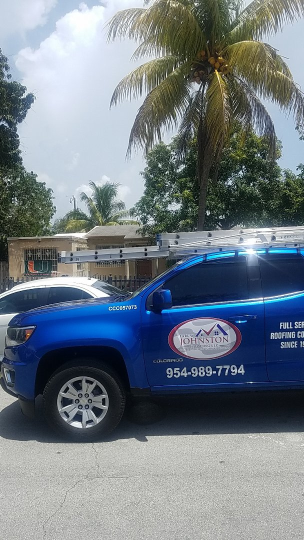 North Miami, FL - Timberline HDZ shingles roof replacement estimate by Aj from Earl Johnston Roofing Company
