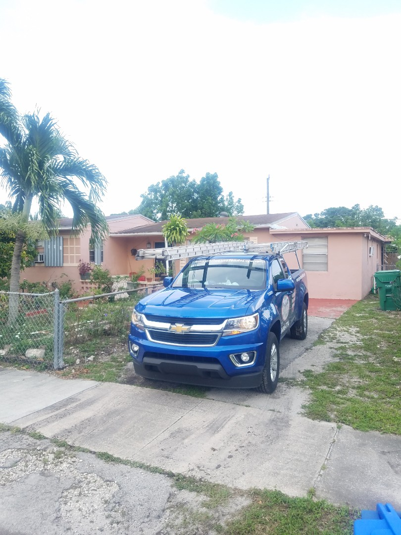 Miami, FL - Timberline HDZ shingles roof replacement estimate by Aj from Earl Johnston Roofing Company