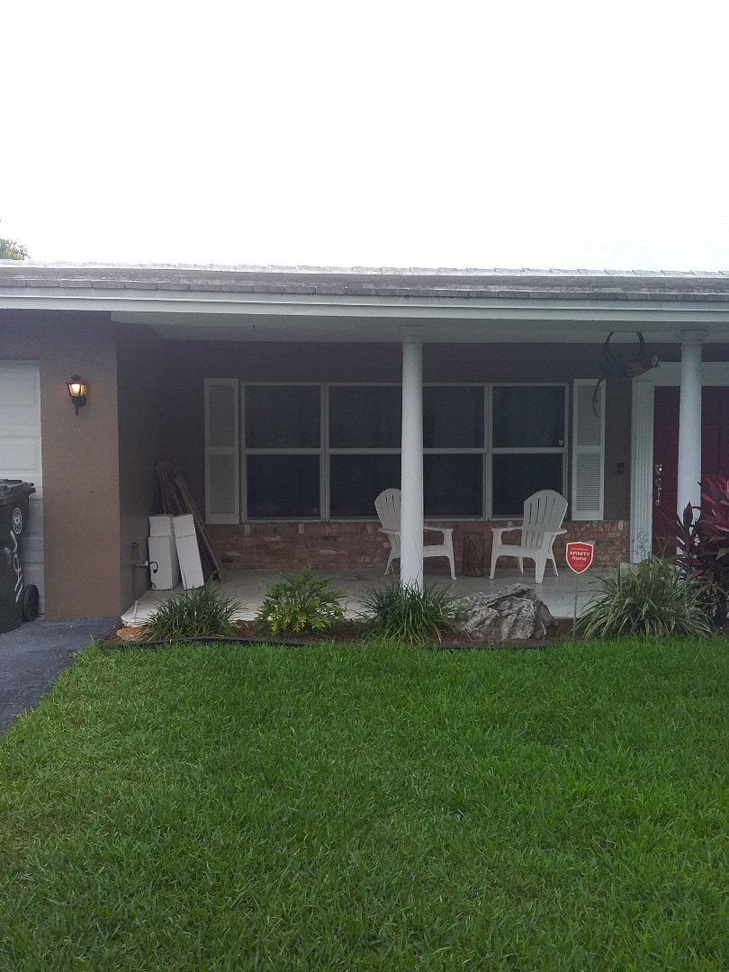 Oakland Park, FL - Repair tile roof by Oliver and Alexis from Earl W Johnston Roofing