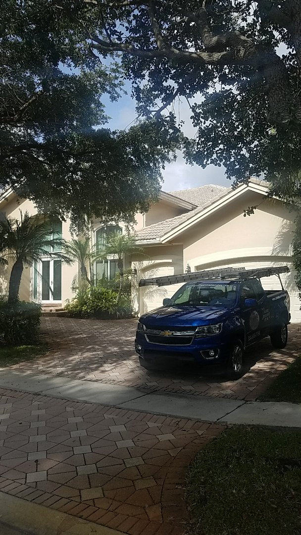 Fort Lauderdale, FL - Eagle Malibu tiles reroof estimate by Aj from Earl Johnston Roofing Company