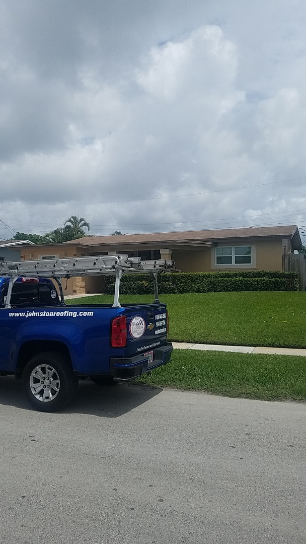 Fort Lauderdale, FL - Gaf timberline HDZ shingles roof replacement estimate by Aj from Earl Johnston Roofing Company