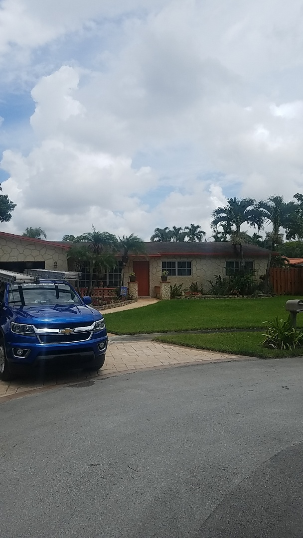 Pembroke Pines, FL - Gaf timberline HDZ shingles roof replacement estimate by Aj from Earl Johnston Roofing Company