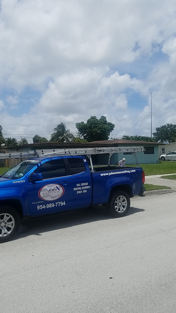 Margate, FL - Gaf timberline HDZ shingles roof replacement estimate by Aj from Earl Johnston Roofing