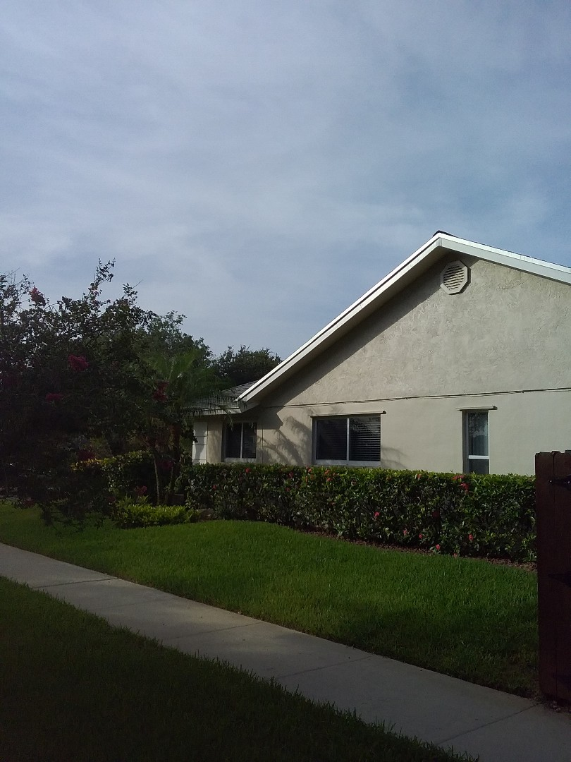 Roof repair in Cooper City by Duane and Israel from Earl W Johnston roofing