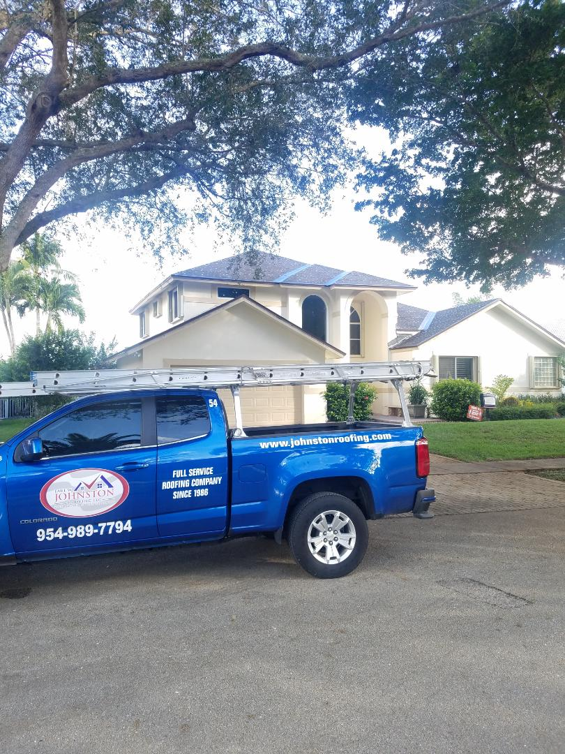 Hollywood, FL - Tile roof replacement tearoff by Aj from Earl Johnston Roofing Company
