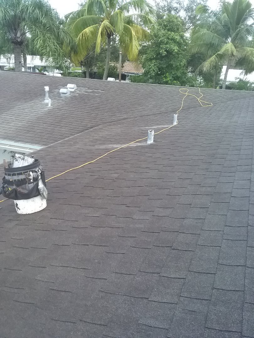 Hollywood, FL - Roof Repair in Hollywood by Duane and Israel from Earl Johnston Roofing