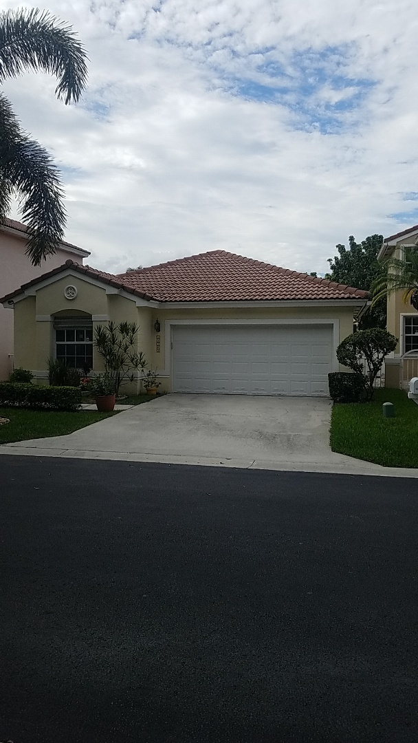 Coral Springs, FL - Boral estate tiles reroof estimate by Aj from Earl Johnston Roofing Company
