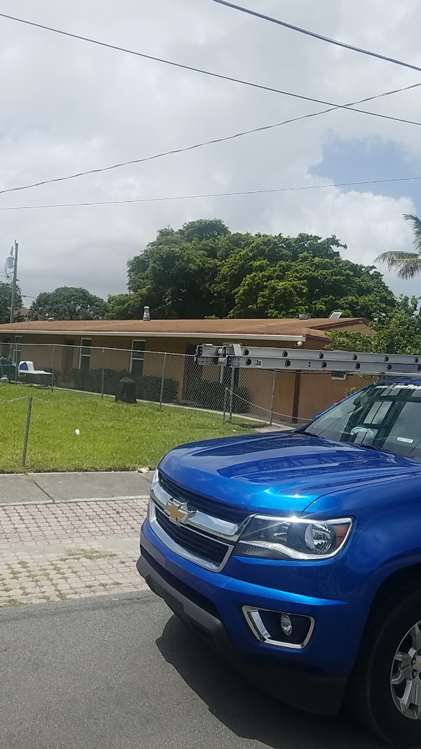 Dania Beach, FL - Gaf timberline HDZ shingles roof replacement estimate by Aj from Earl Johnston Roofing Company
