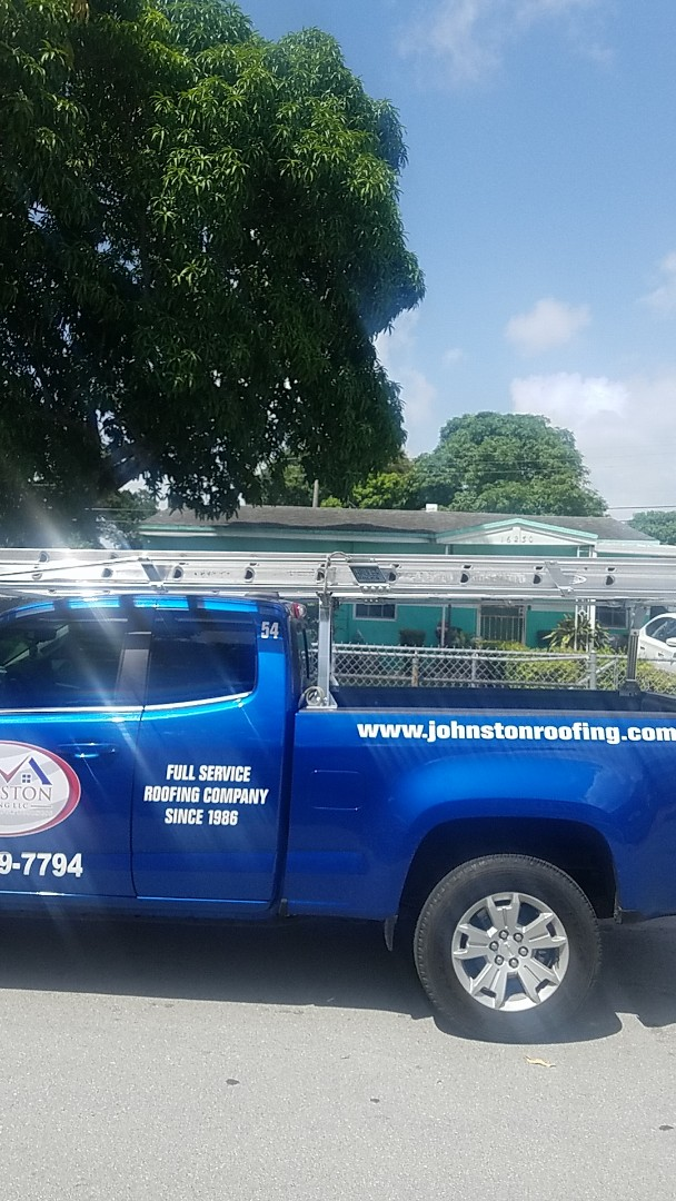 Opa-locka, FL - Gaf timberline HDZ shingles roof replacement estimate by Aj from Earl Johnston Roofing Company
