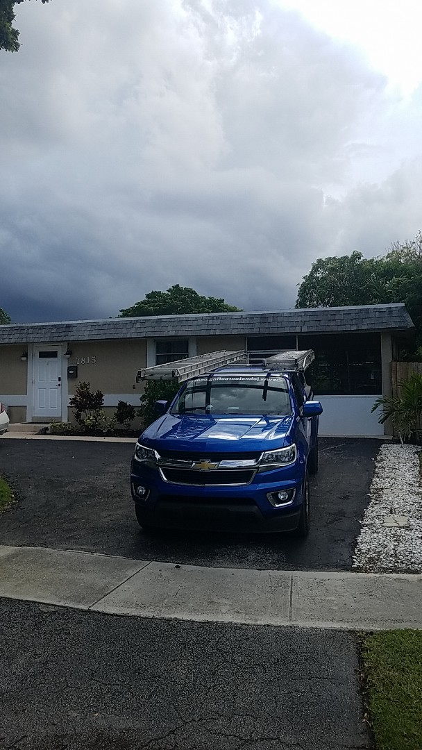 Tamarac, FL - Gaf Mineral Cap Sheet flat roof replacement estimate by Aj from Earl Johnston Roofing Company